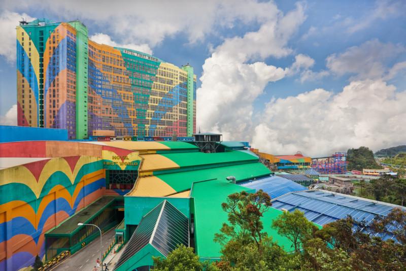 Пятерка крупнейших отелей мира