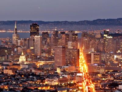 Города для миллениалов: Сан-Франциско