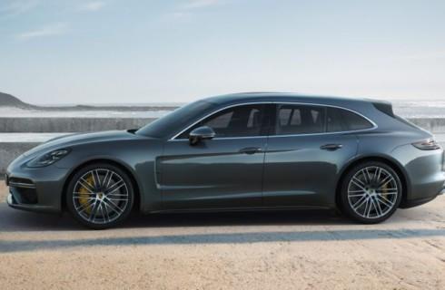 Porsche представил свой первый универсал
