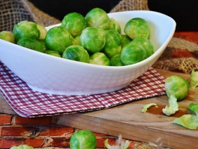 Овощи от стресса. Брюссельская капуста
