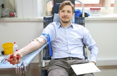 Неограниченный запас искусственной крови возможен