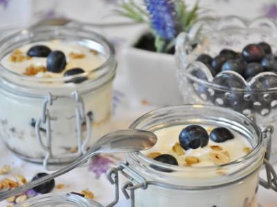 Взаимосвязь пищи и рака. Йогурт с черникой полезен