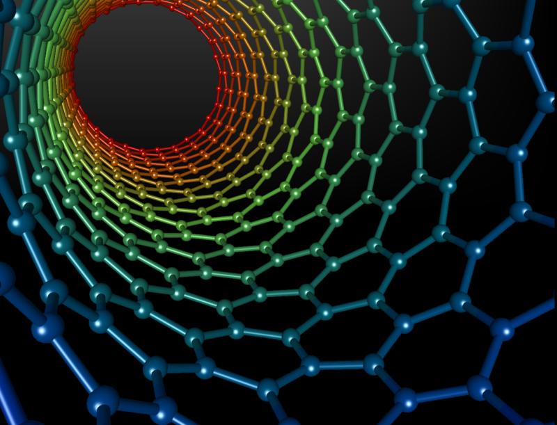 Ученые создали штангенциркуль для нанотрубок