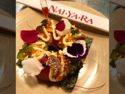 Суши-пончик из NaiYaRa
