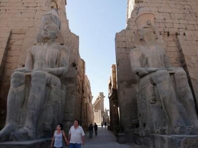 Гробница в Луксоре