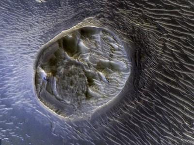 Лабиринт Ночи. Загадочный кратер Марса