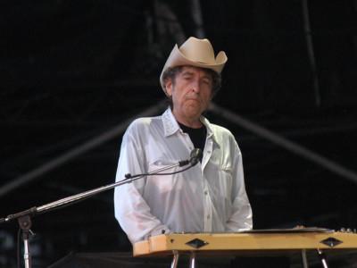 Нобелевская премия Боба Дилана. Боб Дилан, 2004 год