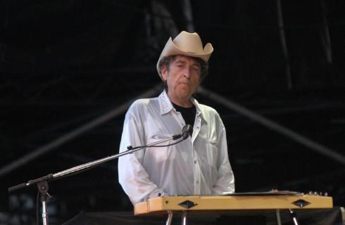 Боб Дилан получил премию