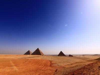 Новая пирамида в Египте