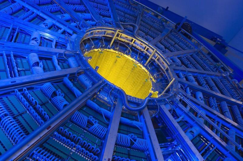 Ученые смогли создать материю времен Большого взрыва