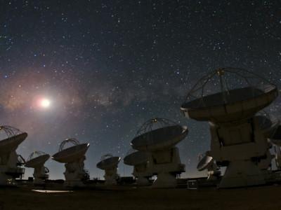 Планета ДиДи найдена радиотелескопами ALMA