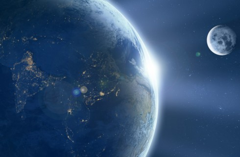 Луну покорит человеческая ДНК