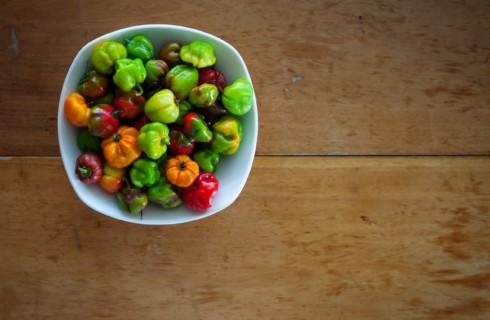 Способ получать удовольствие от острой пищи