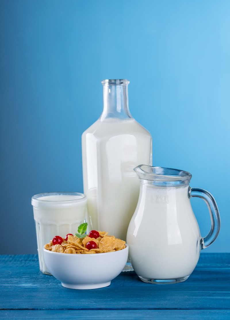 Барнаул автоматизировал продажи молока