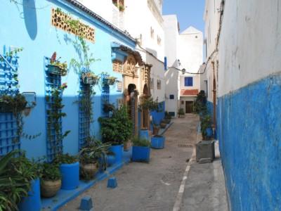 Первые путешествия. Марокко