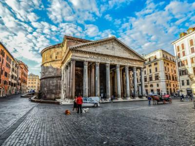 Пасха в странах мира. Рим