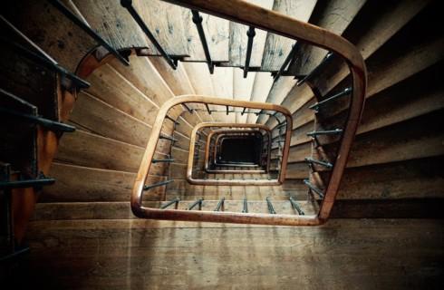Лестница взбодрит лучше кофе