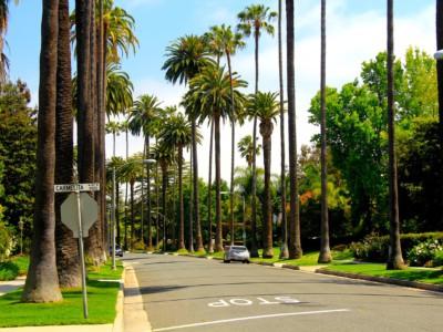 Выражения в Лос-Анджелесе отличаются