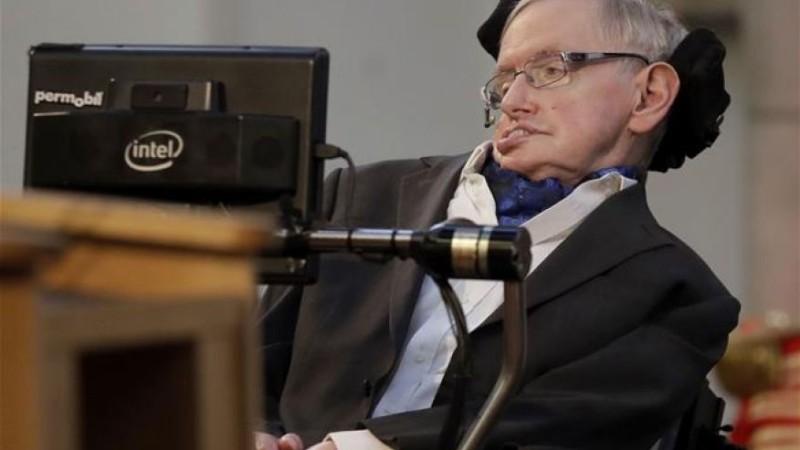 Стивен Хокинг предрёк смерть человечества через 100 лет