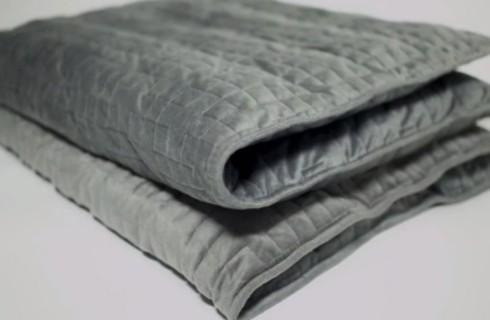 Тяжелое одеяло поправит здоровье