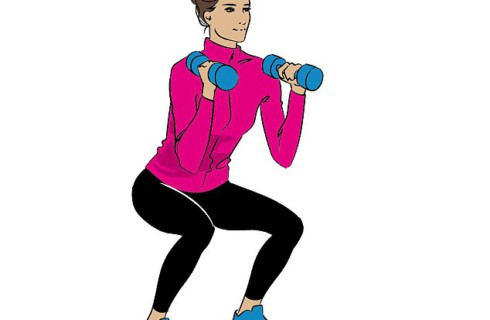 Самая легкая, но эффективная тренировка для всего тела