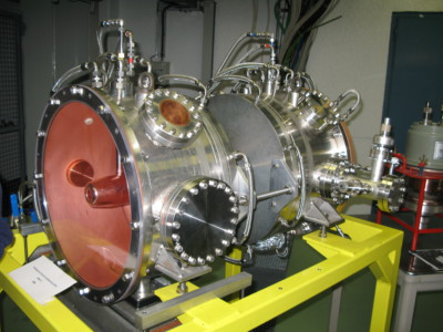 Адронный коллайдер улучшен. LINAC-4