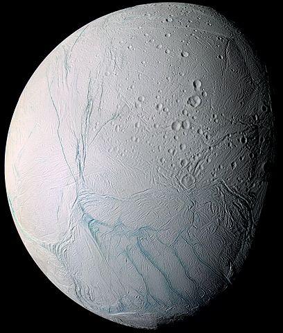 Спутник Сатурна может быть колыбелью жизни