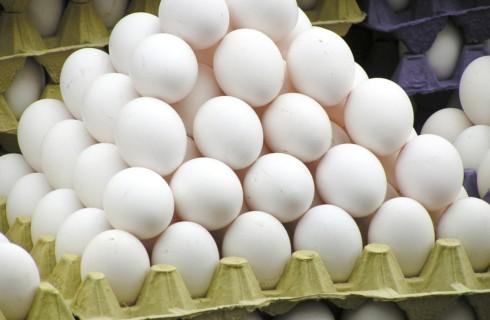 Яйца должны храниться в центре холодильника