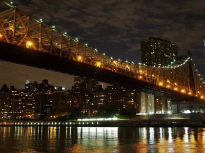 Лучшие места Нью-Йорка. Остров Рузвельта.