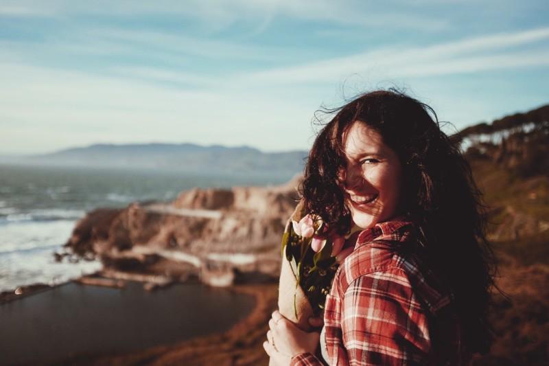 Прогулки на свежем воздухе особенно полезны женщинам