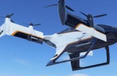 Летающее такси победят пробки