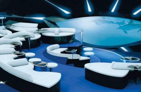 Подводный зал появится на кораблях