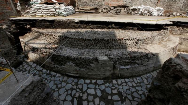 Чем занимались древние ацтеки в Мехико