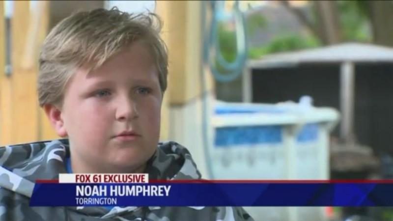 Как 11-летний мальчик стал супергероем
