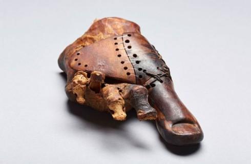 Египтологи увлекались протезированием