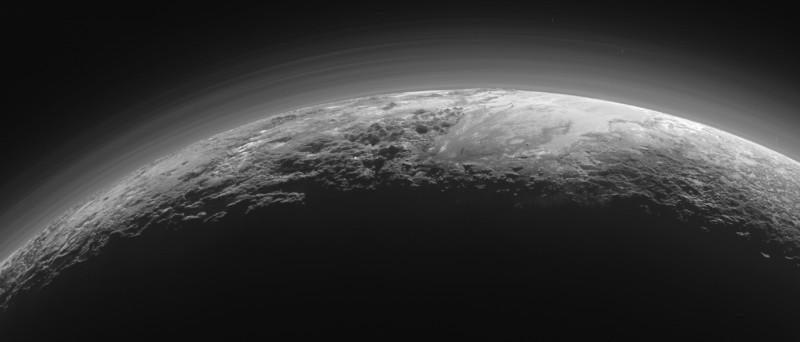 Плутон оказался облачной планетой