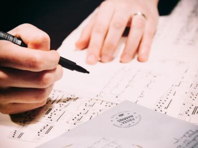 Занятие музыкой