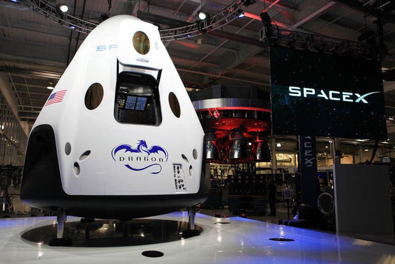 Dragon успешно слетал второй раз на МКС