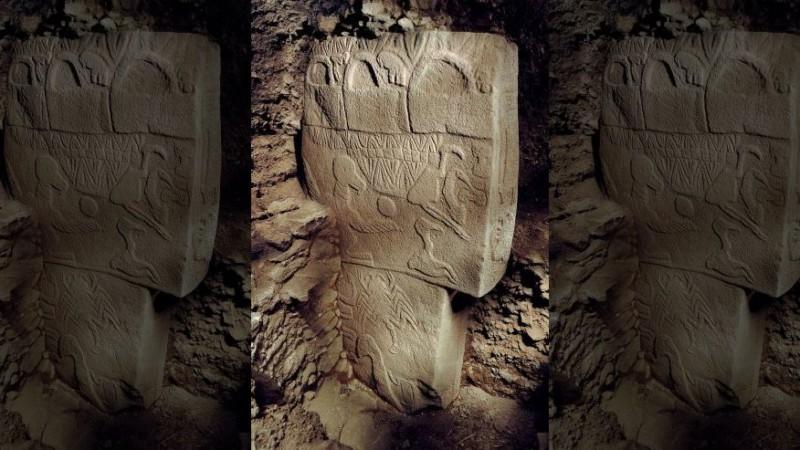 Странное открытие в древнем храмовом комплексе