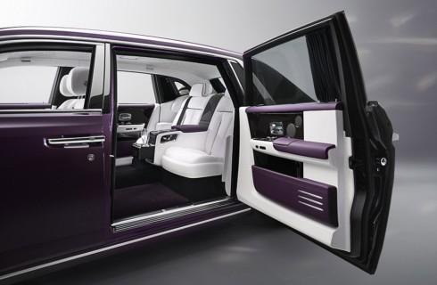 Rolls-Royce создает самый бесшумный Phantom