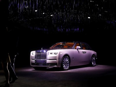 Новый Rolls-Royce Phantom