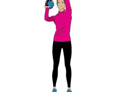 Упражнение «Ореол»