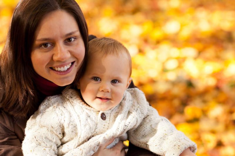 Роды после 30 лет продлевают жизнь