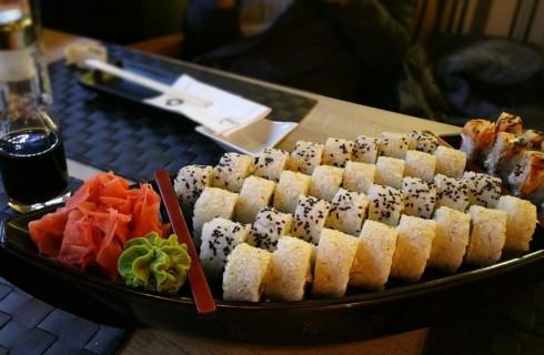 5 секретов, как правильно есть суши