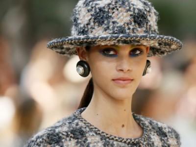 Показ дома моды Chanel