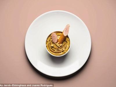 Фото еды из книги Вики Джейкоб-Эббингхаус и Хуареса Родригеса