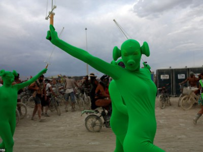 Фестиваль Burning Man
