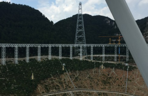 Крупнейший радиотелескоп Китая ищет руководителя по всему миру
