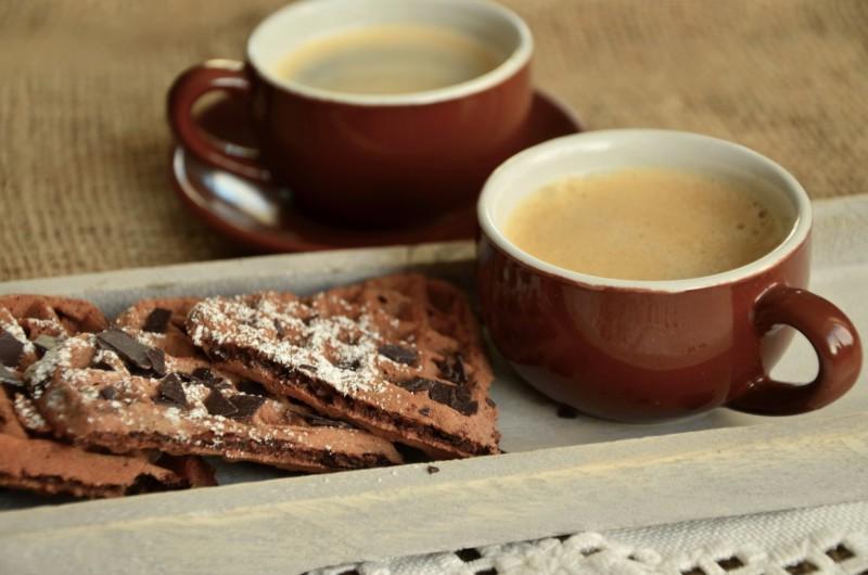 Кофе влияет на сладкий вкус