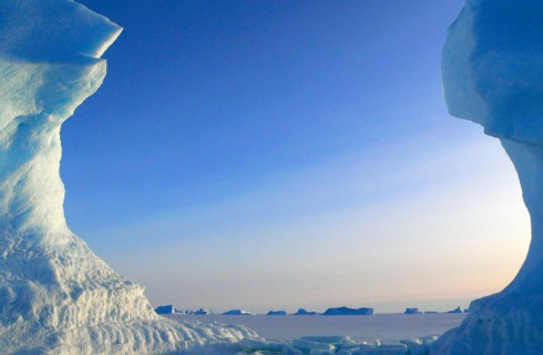 Антарктида скрывала неожиданные образования